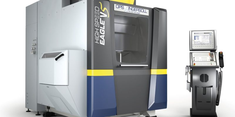 ETG Soars Like An Eagle With New High-Speed Ingersoll Machine