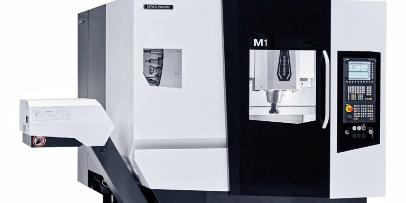 Entry-level machining centre from DMG MORI, with finance and repayment holiday options