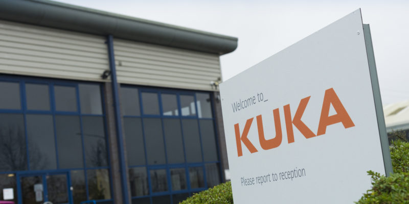 Focus on competitiveness and resilience will make 2021 a big year for robots, KUKA predicts