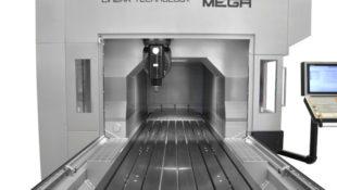 High Speed Bridge Type Milling Centre's – Active Mega