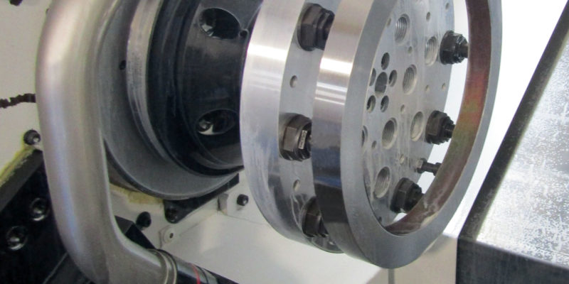 Powerful workholding with a light touch