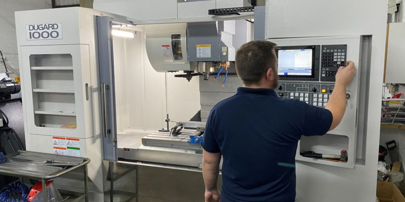 DGF Engineering Takes Control With Dugard