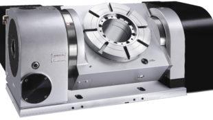Detron GFA-H 5 axes Rotary table – Hydraulic clamp