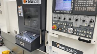 Victor 26HD lathe for sale