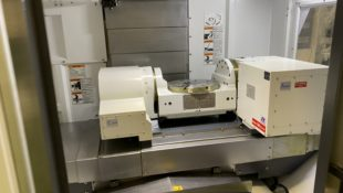 AX 380 from GM CNC – A Victor 5 axis machine for sale