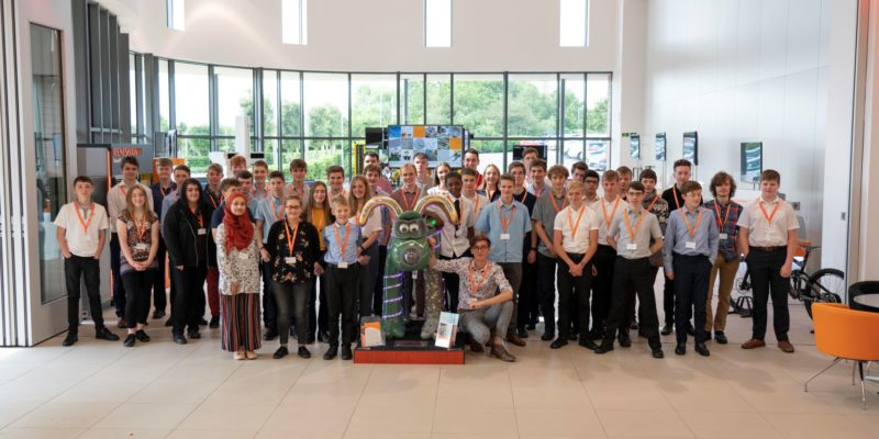 Renishaw virtual work experience inspires future engineers
