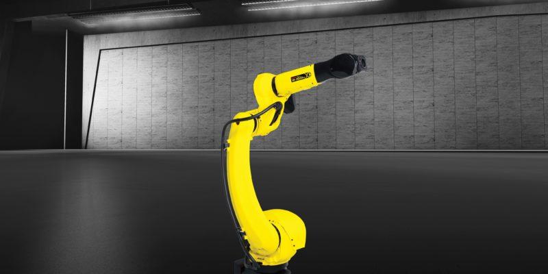 STRONG, LEAN, DURABLE: FANUC'S LATEST ROBOTS ENSURE MAXIMUM PRODUCTIVITY