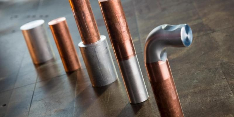 Friction welding in the metal industry