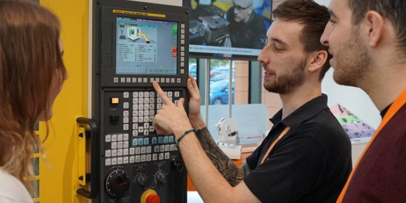 Renishaw holds virtual event for future engineer apprentices