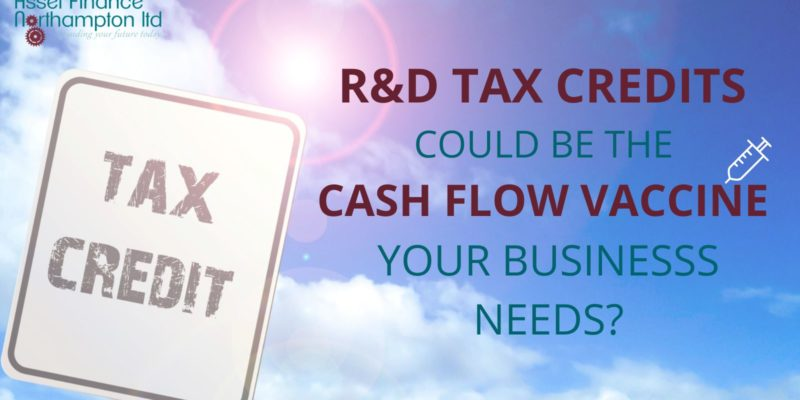 R&D Tax Credits Could Be The Cashflow Vaccine Your Business Needs…