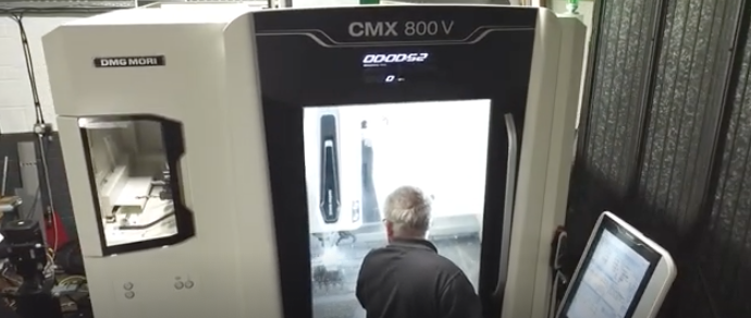 Bedford CNC invests their future in DMG MORI