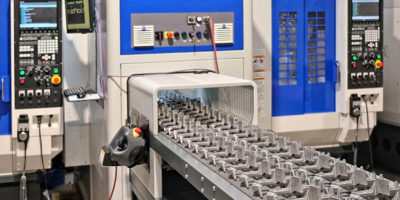 SUBCONTRACTOR ORDERS SECOND AUTOMATED CELL FOR MACHINING PRISMATIC COMPONENTS