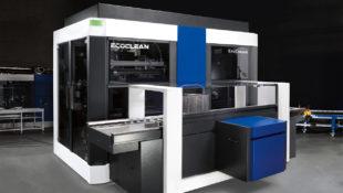 EcoCwave Aqueous Part Cleaning System