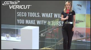 CGTech VERICUT Force Live event from Seco UK 4th March