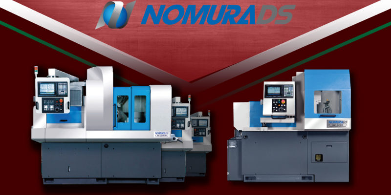 Nomura Technology – Extreme Rigidity & Process Stability