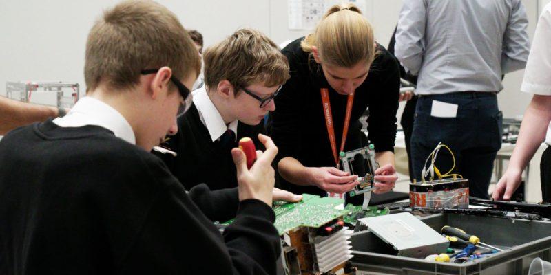 Helping budding engineers gain science capital
