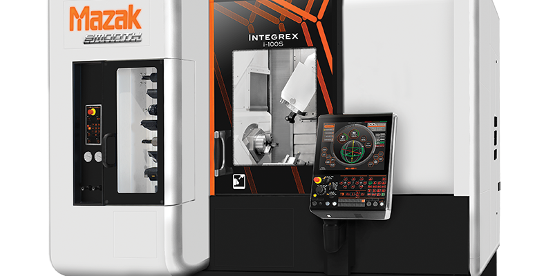 Mazak helps McLaren Racing get set for new season with rapid 5-axis installation