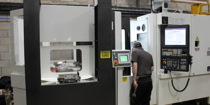 Automation Takes Centre Stage With New 10-Pallet Kitamura
