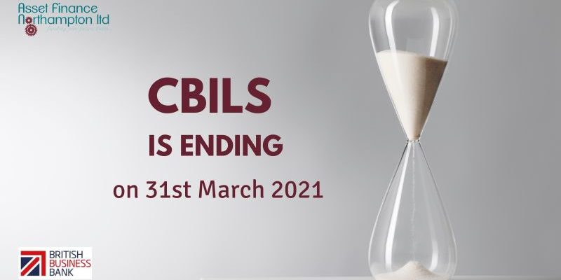 CBILS is ending at the end of March – Don't miss out