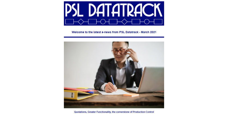 PSL Datatrack – Monthly Newsletter Out Now