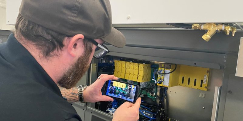 FANUC launches assisted reality service in Europe