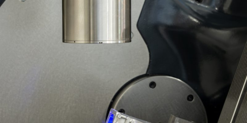 World's first wireless laser scanner for measuring parts within CNC machines eliminates part inspection and alignment bottlenecks