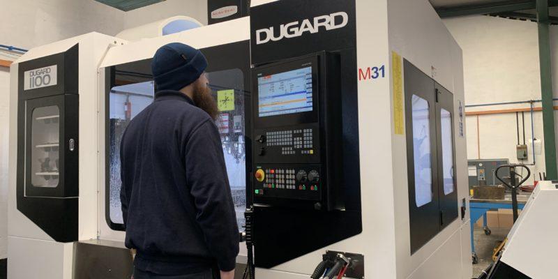 Dugard Offers Blueprint for Success