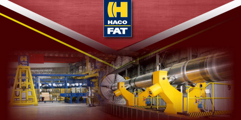FAT Haco Lead the Way in Heavy-Duty Lathes