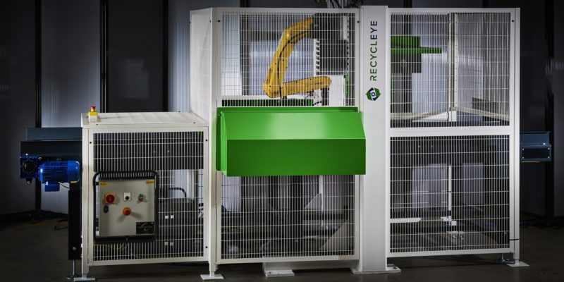 FANUC partners with Recycleye to automate the recycling industry