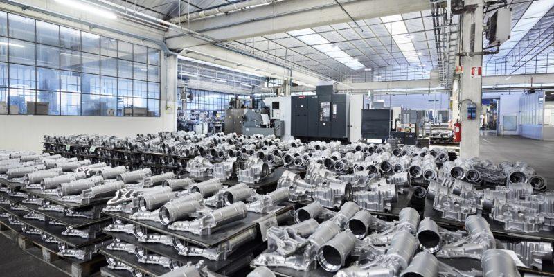 STARRAG HECKERT MACHINING CENTRES DRIVE SAVINGS FOR ALUMINIUM FOUNDRY