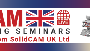 SolidCAM Live from Romi Machines UK Technology Centre!