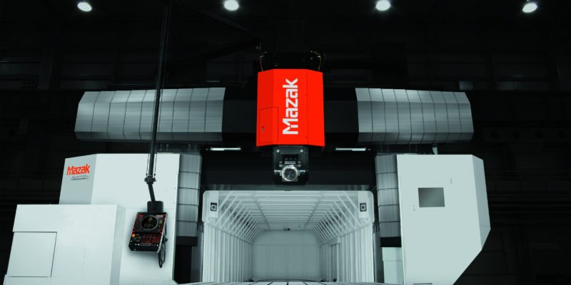 Mazak adds cutting edge to UK production facility with significant machining investment