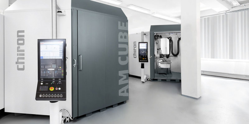 ETG Expands Additive Offering with Chiron AM Cube