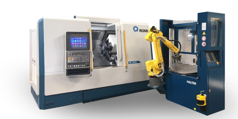 Register now for SolidCAM Live and see how the HALTER LoadAssistant works