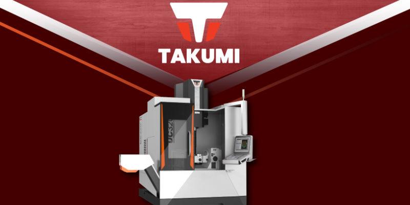 The New Takumi UC320+ 5-Axis Machining Centre