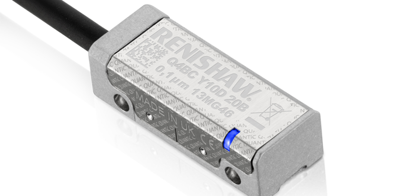 QUANTiC™ encoders help reduce manufacturing and maintenance costs