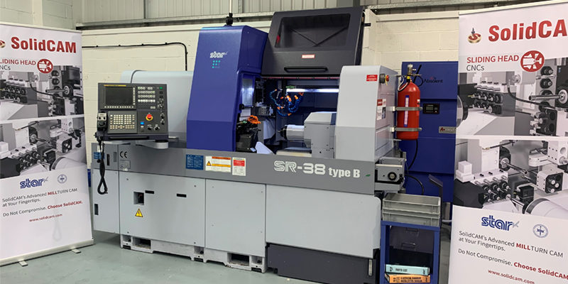 SolidCAM UK Becomes a Technical Member of the British Turned Parts Manufacturers Association