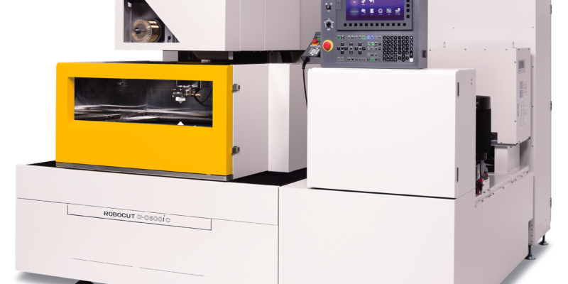 CUTTING EDGE' AT THE HEART OF FANUC'S NEW ROBOCUT SERIES
