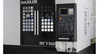 In Stock Dah Lih MCV-860 CNC Vertical Machining Centre