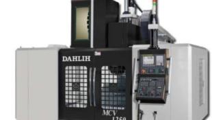In Stock Dah Lih MCV-1250 CNC Vertical Machining Centre