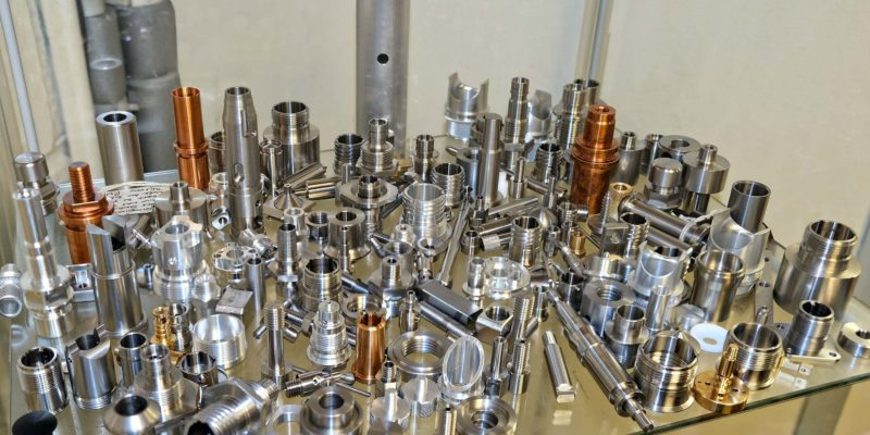 Medical Work Offsets Shortfall In Aerospace Contract Machining
