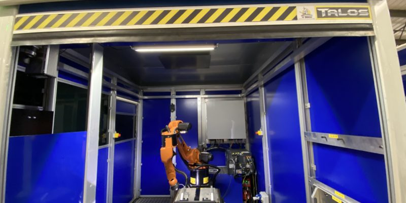 Robotic process automation and welding