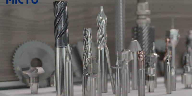 A curious company, Mictu is always experimenting with materials to find the best cutting tool solutions