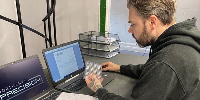 Start-Up Motorsport Precision Engineers Turn To PSL Datatrack
