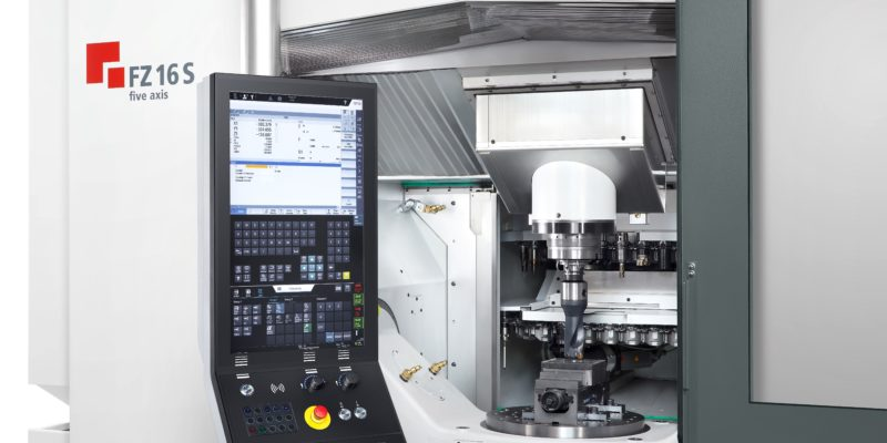 Chiron FZ16S delivers maximum efficiency across all sectors
