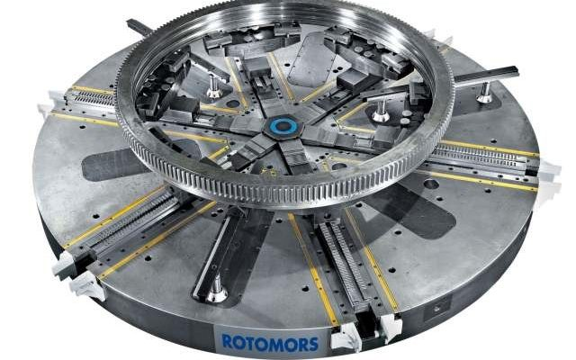 Rotomors tailor-made solutions  available from Leader