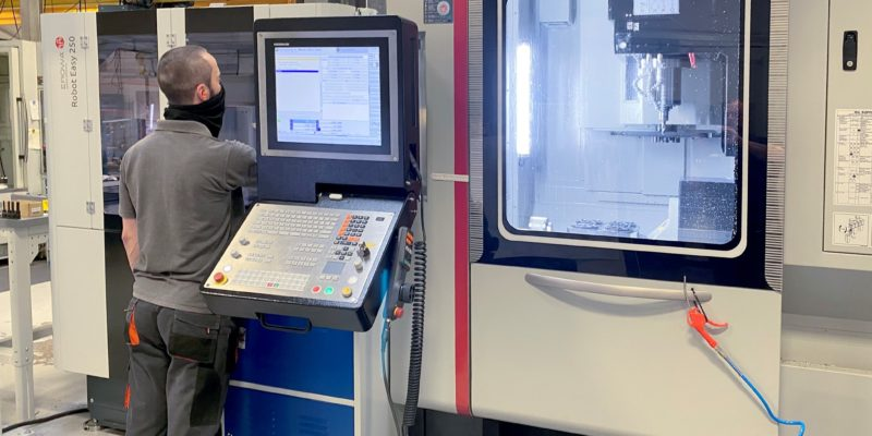 Metalite Moulds An Automated Future With ETG