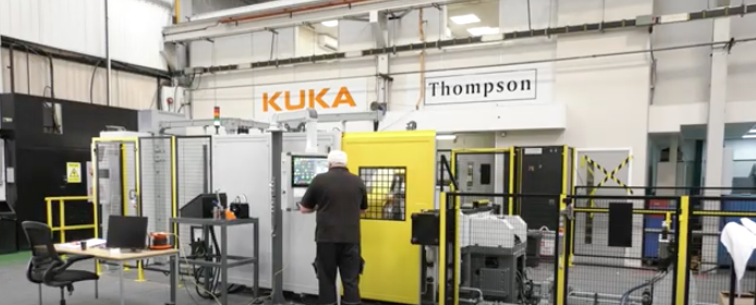 Thompson Friction Welding – Industrial Expertise in the Heart of The Black Country