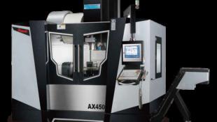AX450 – 5 Axis Machine