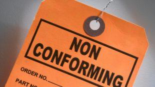 PSL Datatrack – Quality – Non Conformance – Production Control Software